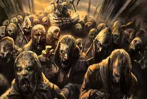 Квест Zombie Apokalipsa