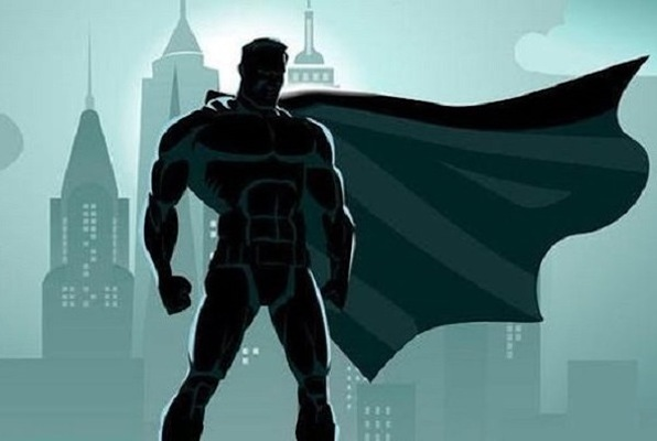 Superhero's Adventure - Destination Darkover City (ALL IN Adventures Lawrenceville) Escape Room