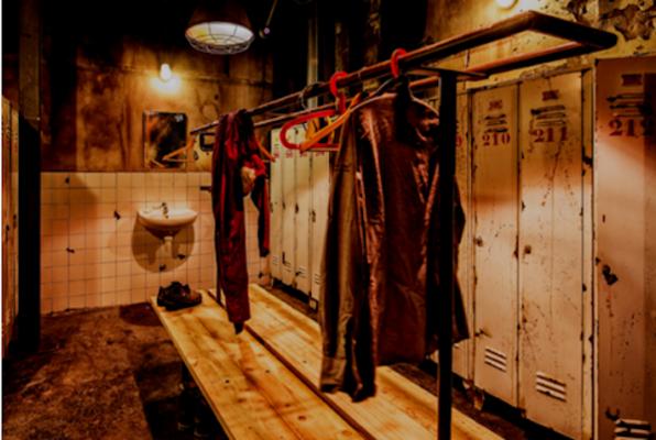 Escape Extraordinary De Kleedkamer (De Voltage) Escape Room