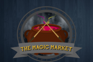 Квест The Magic Market