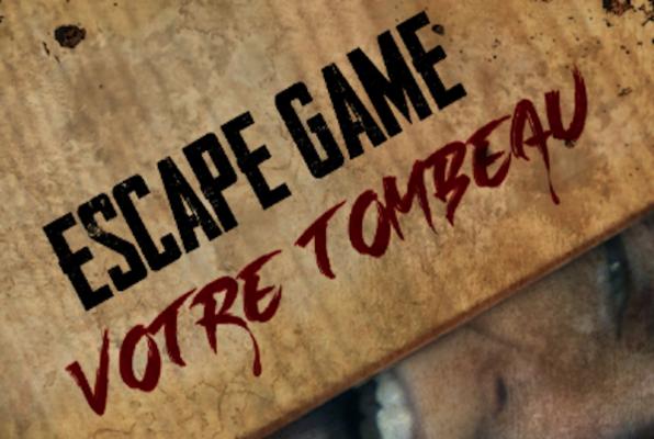 Tombeau (Hominum Games) Escape Room