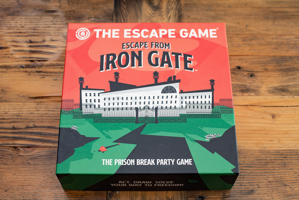 Escape Game Iron Gate (The Escape Game Atlanta) Escape Room