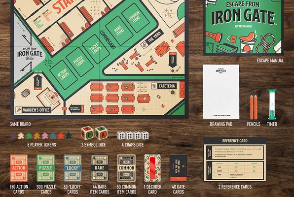 Escape Game Iron Gate (The Escape Game Atlanta) Escape Room