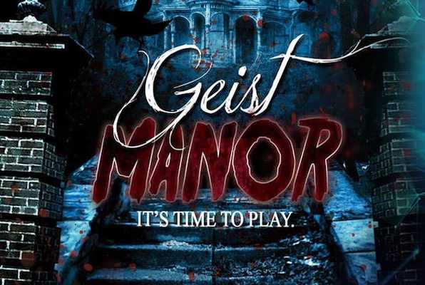Geist Manor: Playtime VR (Escape Virtuality) Escape Room