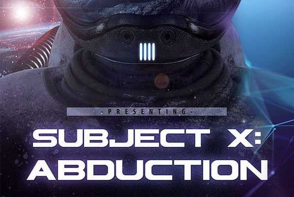 Subject X: Abduction VR