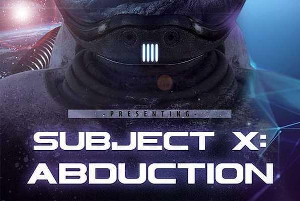Subject X: Abduction VR (Escape Virtuality) Escape Room