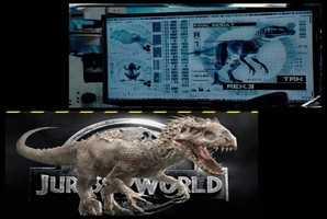 Квест Jurassic Lab