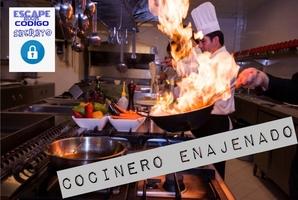 Квест Cocinero Enajenado