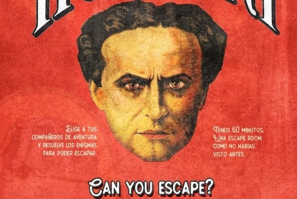 El Secreto de Houdini (Mystery House) Escape Room