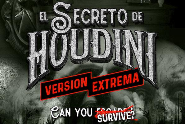 El Secreto de Houdini Versión Extrema