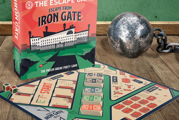 Escape Game Iron Gate (The Escape Game Houston) Escape Room