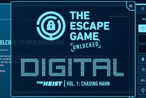 Квест TEG Unlocked: The Heist - Vol. 1: Chasing Hahn [DIGITAL]