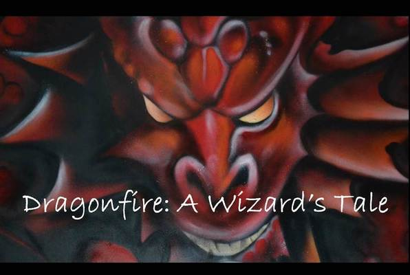 Dragonfire: A Wizard's Tale
