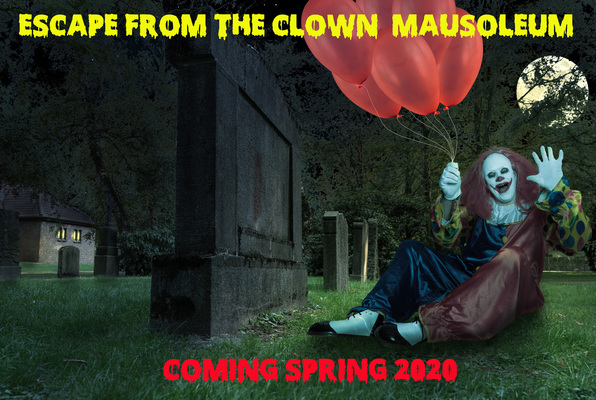 Escape the Clown Mausoleum