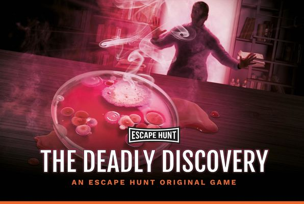 The Deadly Discovery (Escape Hunt Adelaide) Escape Room