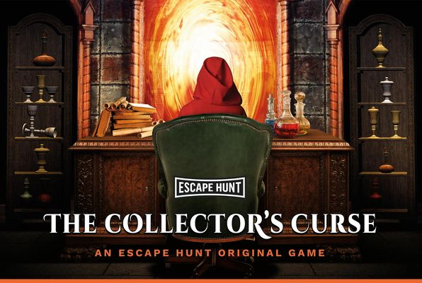 The Collector's Curse (Escape Hunt Adelaide) Escape Room