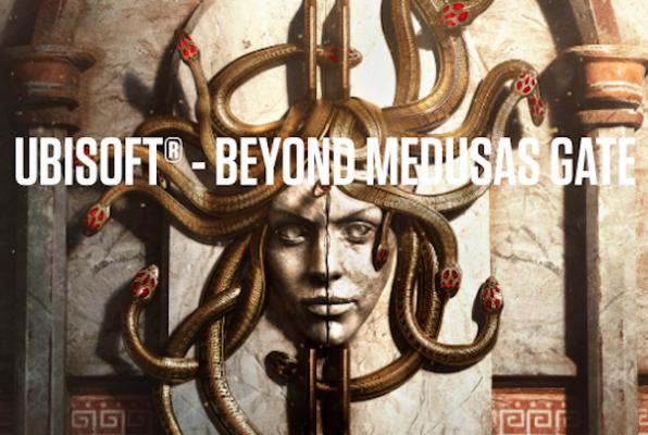 Beyond Medusa's Gate VR (EXIT Game) Escape Room