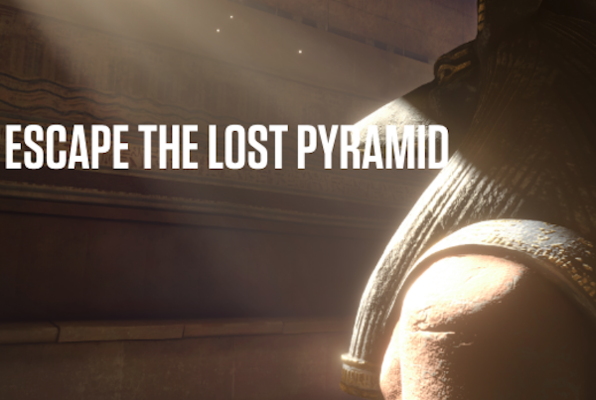 Escape The Lost Pyramid VR (EXIT Game) Escape Room