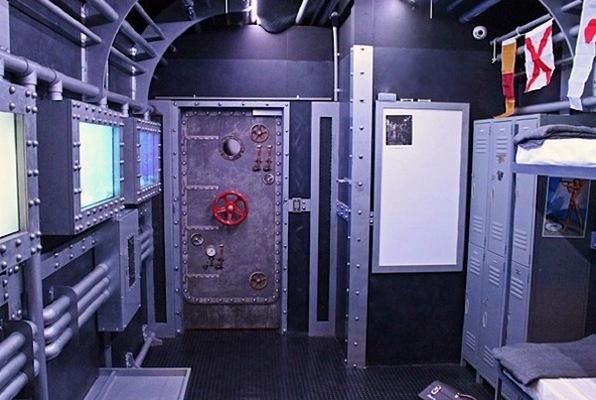 Under Pressure (Escapology London) Escape Room