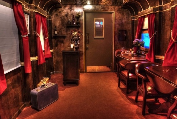 Budapest Express (Escapology Montreal) Escape Room