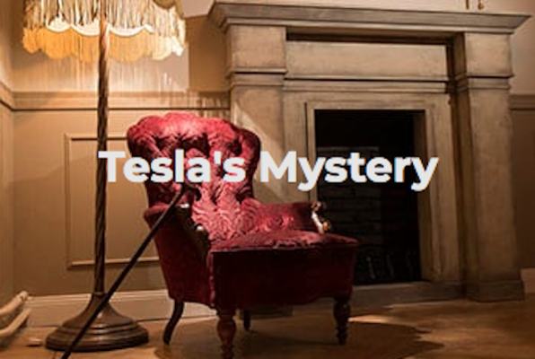 Tesla's Mystery (Fox in a Box Veenendaal) Escape Room