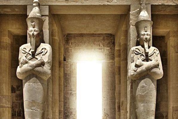 El Faraón y el Cetro de Uas (Enter the Exit) Escape Room