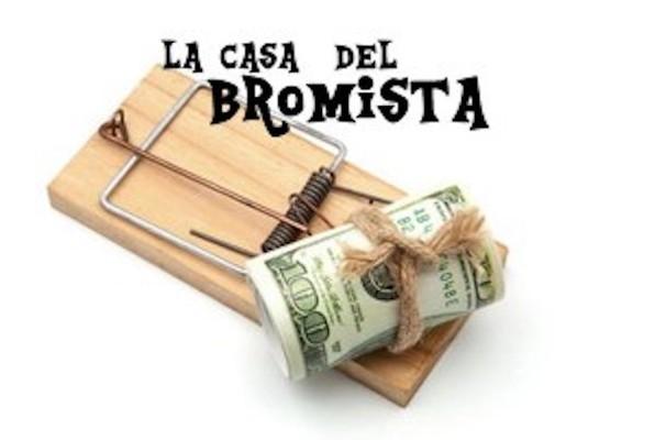 La Casa del Bromista (Escape Games Suc. La Plata) Escape Room
