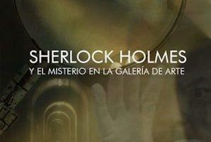 Квест Sherlock Holmes: Y el Misterio en la Galería de Arte