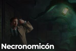 Квест Necronomicón