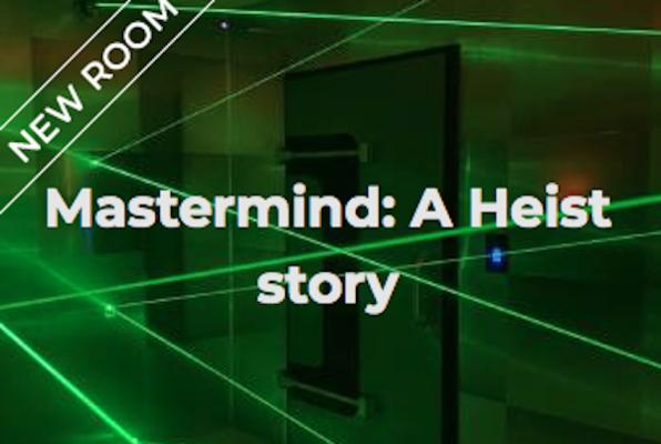 Mastermind: A Heist Story