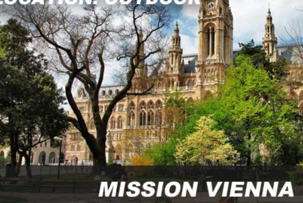 Mission Vienna (Live:Krimi) Escape Room