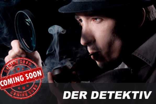 Der Detective (Live:Krimi) Escape Room