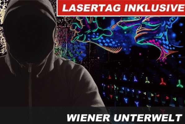 Wiener Unterwelt (Live:Krimi) Escape Room