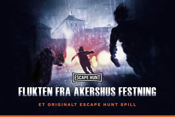 Flukten fra Akershus Festning