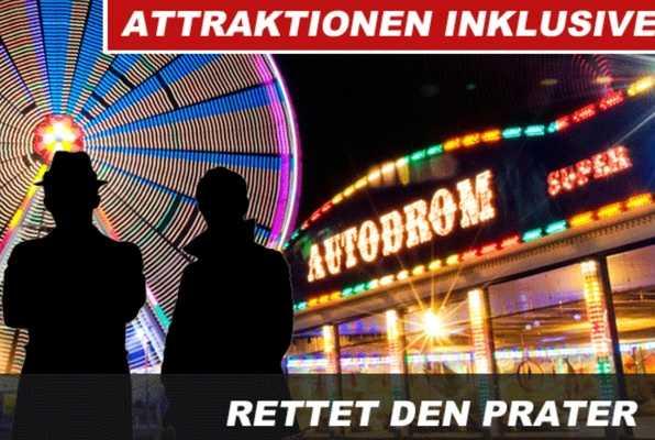 Rettet Den Prater (Live:Krimi) Escape Room
