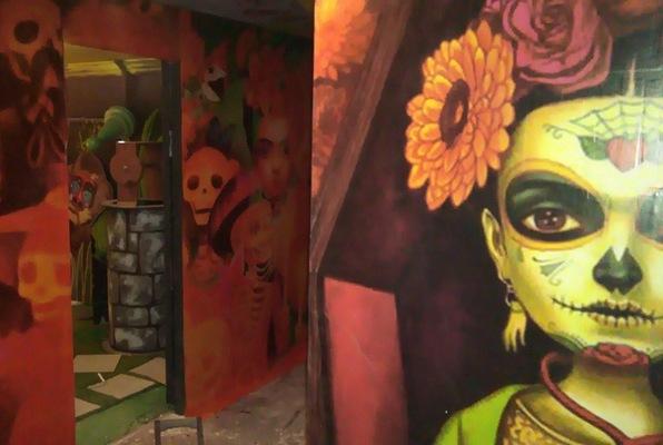 Santa Muerte (E-Exit Escape Game) Escape Room