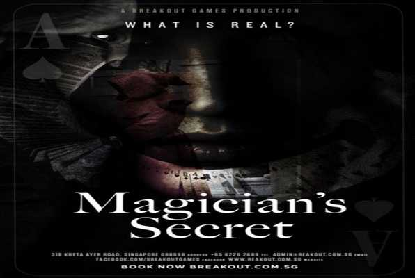 MAGICIAN'S SECRET