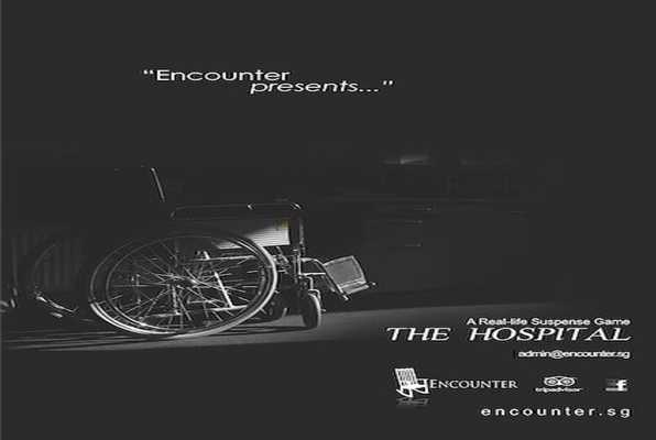 THE HOSPITAL (Encounter) Escape Room