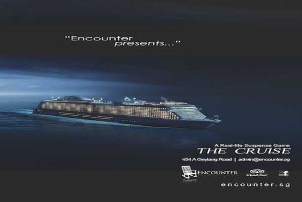 THE CRUISE (Encounter) Escape Room