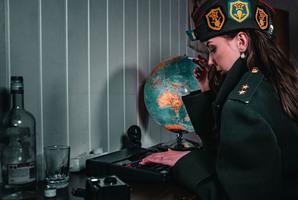 Квест Cold War Espionage