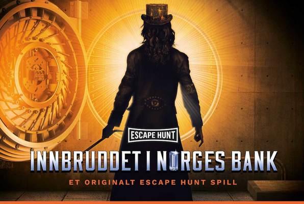 Innbruddet i Norges Bank