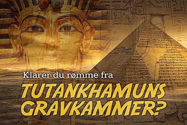 Tutankhamuns Gravkammer