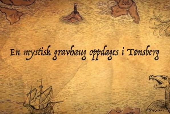 Osebergskipet og den Forsvunne Skatten