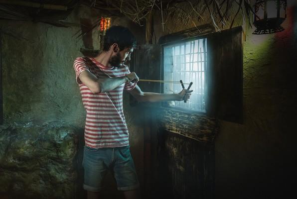 Pirate (Real Escape Game) Escape Room