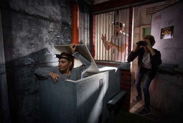 Mission: impossible (Adventurebox Karlsruhe) Escape Room