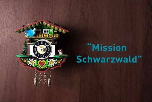 Mission Schwarzwald (Frexit) Escape Room