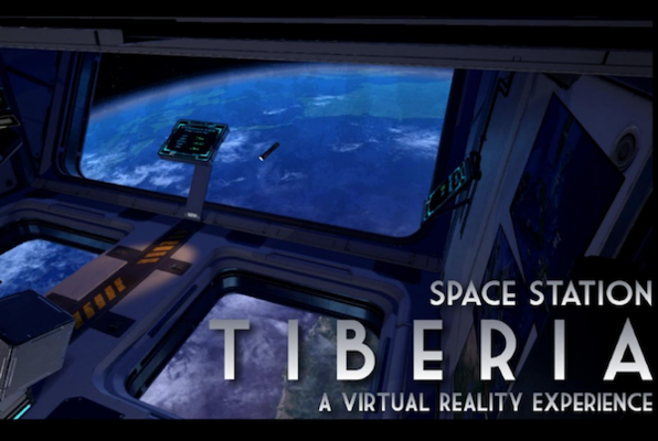 Space Station Tiberia VR (Black Mission Area) Escape Room