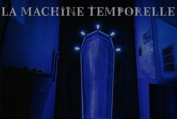 La machine temporelle (Escape Yourself) Escape Room