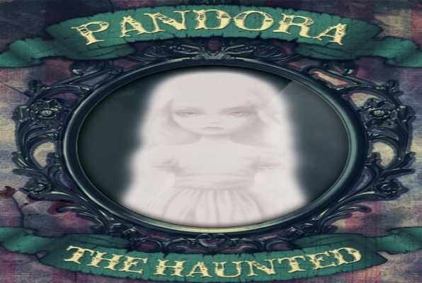PANDORA THE HAUNTED (Exit Plan) Escape Room