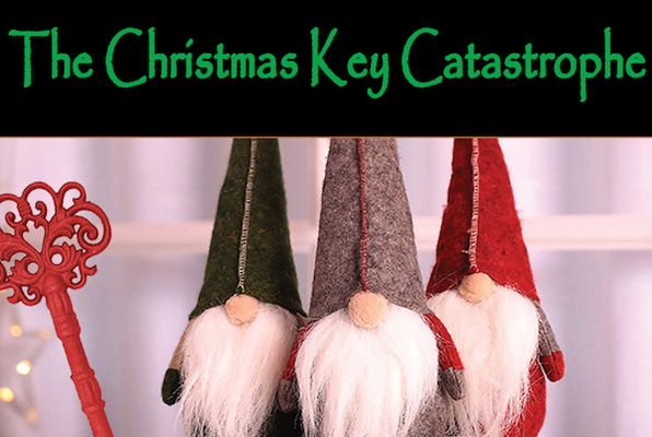 The Christmas Key Catastrophe (Codeword Escape) Escape Room